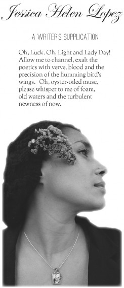 Albuquerque Poet Laureate Jessica Helen Lopez